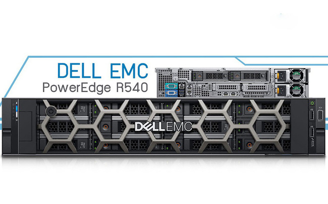 Dell-PowerEdge-R540-Rack-2U-Nhat-Thien-Minh