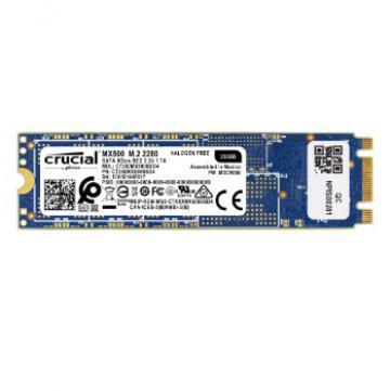 Crucial MX500 250GB 3D NAND M.2