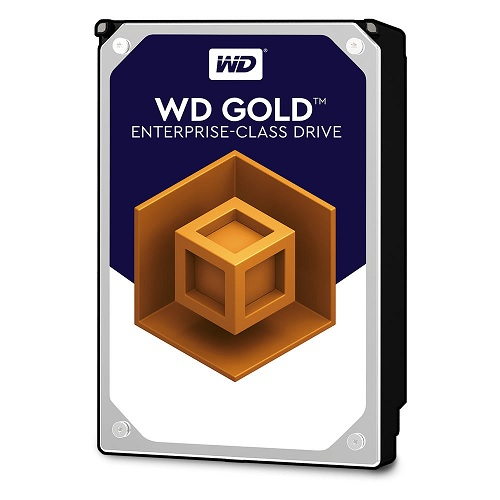 Ổ cứng WD Gold  4TB