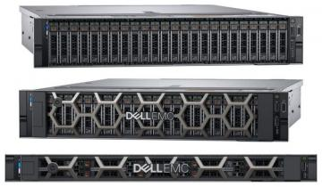 So sánh Server Dell R640 1U và Server Dell R740 2U