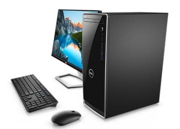 Máy tính Dell Inspiron 3670 nhỏ và hùng mạnh