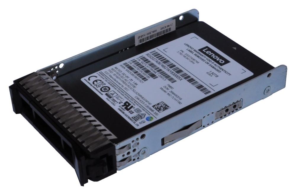 Lenovo ThinkSystem 2,5 300GB 10K SAS