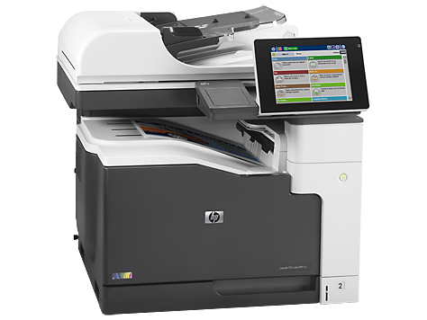 HP Color LaserJet Enterprise 700 MFP M775DN