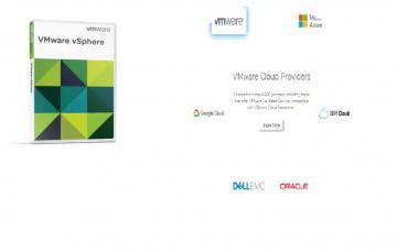 VMware vSphere phần mềm quả lý hệ thống máy chủ