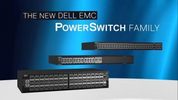 Các dòng sản phẩm Dell EMC PowerSwitch