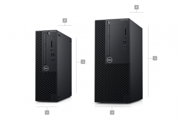 Giới thiệu Dell OptiPlex 3060 Tower and Small Form Factor