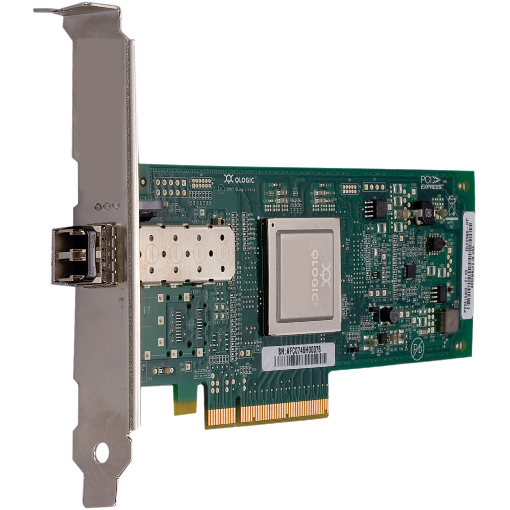 QLogic 2662 DP 8Gb Fibre Channel HBA