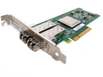 QLogic 2562 DP 8Gb Fibre Channel HBA