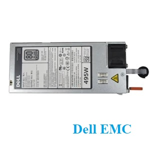 Dell Single Hot Plug Power Supply 495W (1+0)