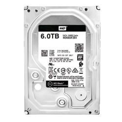 WD Black 6TB SATA 7200rpm 64M