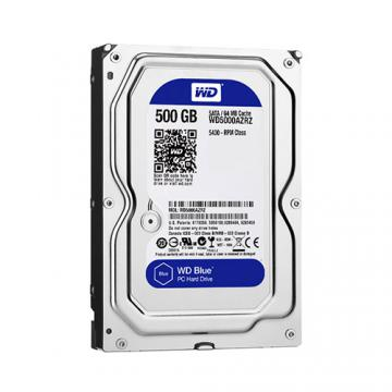 Western Blue 500Gb SATA3 5400rpm 64M